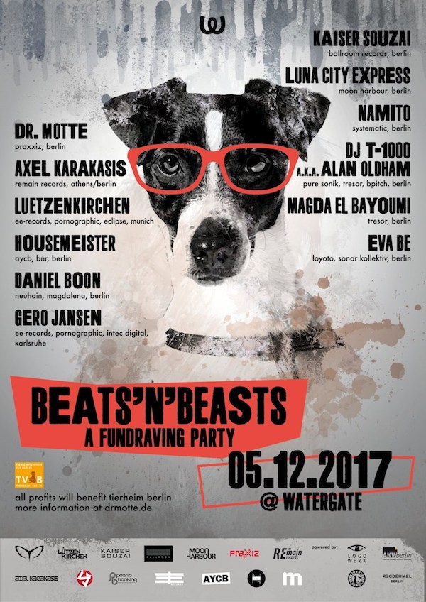 BEATS N BEASTS A FUNDRAVING PARTY