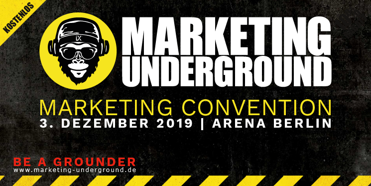 Underground Marketing Messe